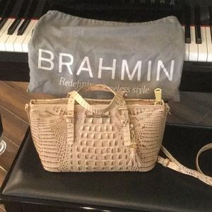 Brahmin Mini Asher Handbag